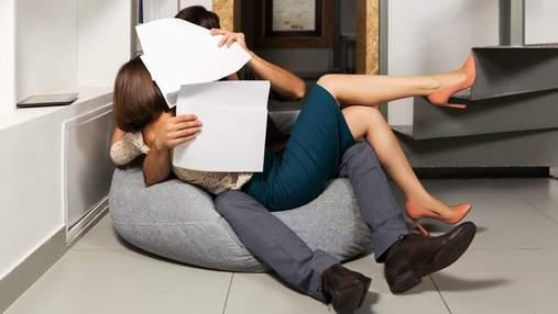Почему служебный роман рискован: очевидные ответы
