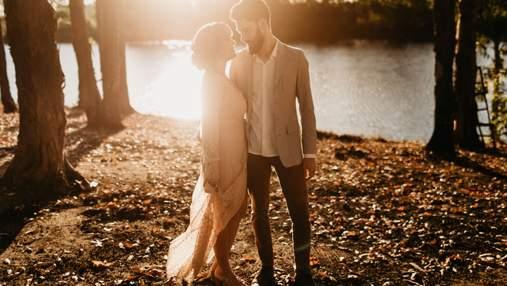 Чому осінь – ідеальна пора для весіль: добірка найкрасивіших церемоній одруження