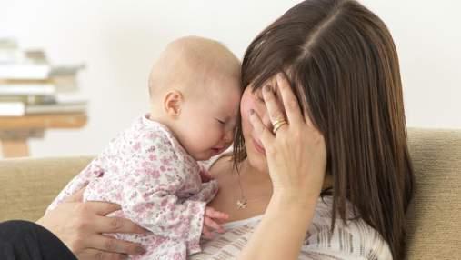 5 действенных советов, как молодым родителям не впасть в депрессию