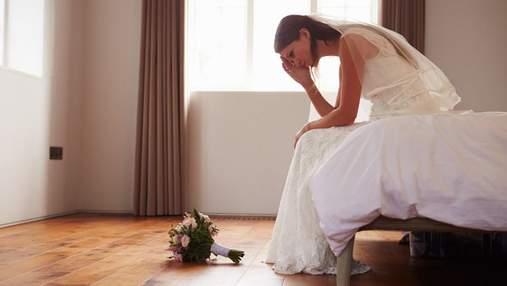 Наречена дізналась про зраду перед весіллям: як вона провчила коханого на церемонії