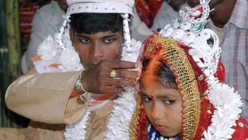 В ООН заявили, що через карантин у світі зросла кількість дитячих шлюбів