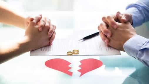 Найкурйозніші причини для розлучення, які насправді траплялись у світі