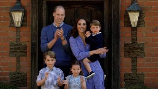 Непримхливі страви і хобі: як зростають діти принца Вільяма і Кейт Міддлтон