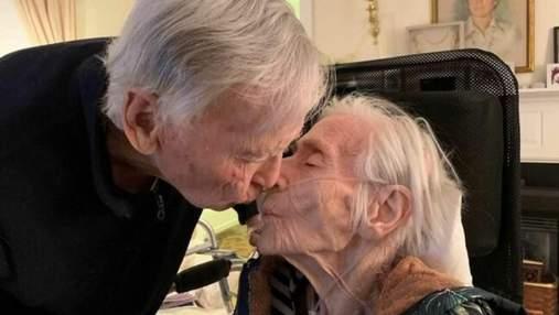 Пара прожила 67 років у шлюбі після випадкового побачення наосліп: неймовірна історія кохання