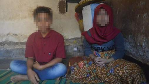 Підлітків змусили одружитися через вечірню прогулянку: причина дитячого шлюбу в Індонезії