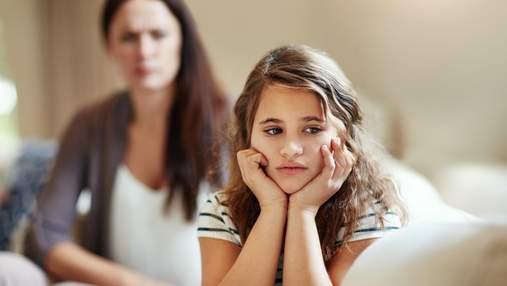 Какие фразы негативно влияют на ребенка: вредные советы для родителей