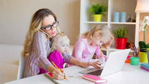 Сочетание семьи и работы: как не ограничивать карьерные амбиции и не делать несчастным ребенка