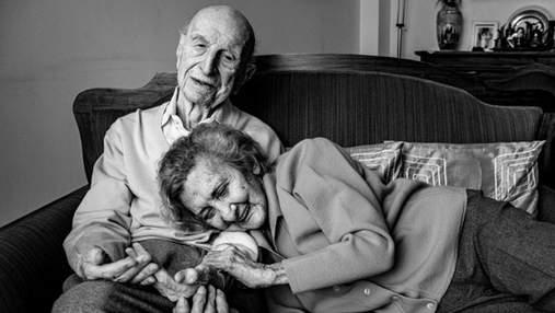 Вічне кохання: італійський журнал присвятив обкладинку парі, яка вже 80 років разом