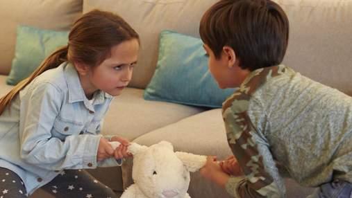 Суперництво та сварки між дітьми в сім'ї: чому виникають та як позбутися