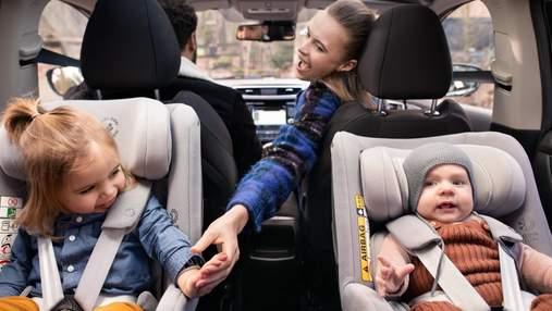 Правила перевезення дітей в авто: яке місце вважається найнебезпечнішим