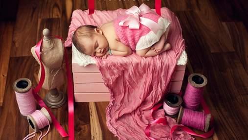 Фотограф перевтілила новонароджених дітей у діснеївських принцес: вражаючі кадри