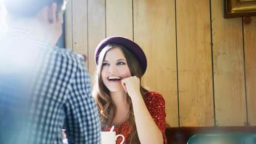 Про що обов'язково потрібно поговорити на першому побаченні: 7 питань