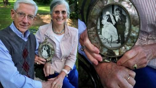 Через 55 років після втрати чоловік зміг повернути свою обручку: хто допоміг знайти