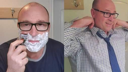 Вчить голитися та міняти шини: американець створює відео для дітей, які ростуть без батька