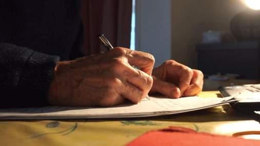 Дедушка получил письмо от 5-летней соседки: какие трогательные слова написала девочка