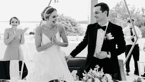 Пожежа зіпсувала весілля: як незнайомці одразу допомогли відновити молодятам свято
