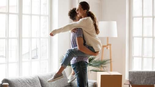 Як не вбити стосунки побутом: поради для пар, які вирішили почати жити разом