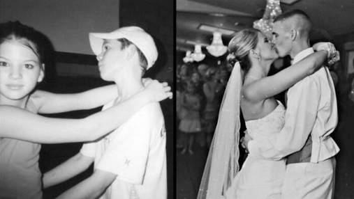 Все, как и тогда: 15 людей, которые воссоздали свои старые фото через десятки лет