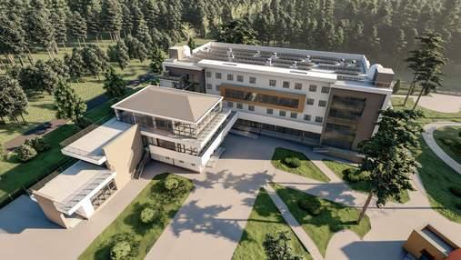 """""""В усій Європі немає такого"""": у Пущі-Водиці з'явиться дитячий науковий центр із залученням NASA"""