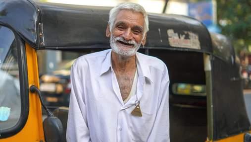 Дідусь продав будинок і жив у таксі: яку мрію онуки захотів здійснити пенсіонер