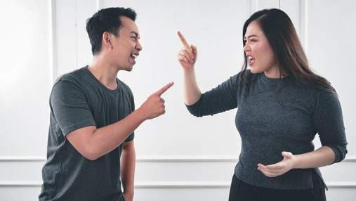 Какие 2 слова никогда нельзя говорить во время ссоры: ответ эксперта