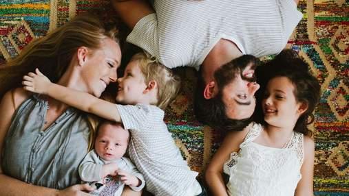 Закладено з дитинства й на все життя: які базові знання формуються сім'єю у малюка