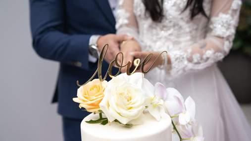 Гостей весілля попросили доплатити за торт: їм допомогли камери відеоспостереження