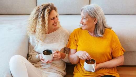 Які теми необхідно обговорити з мамою, аби зрозуміти себе: питання для зближення